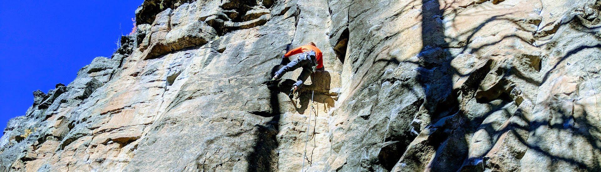 Yakima Climbing Scene