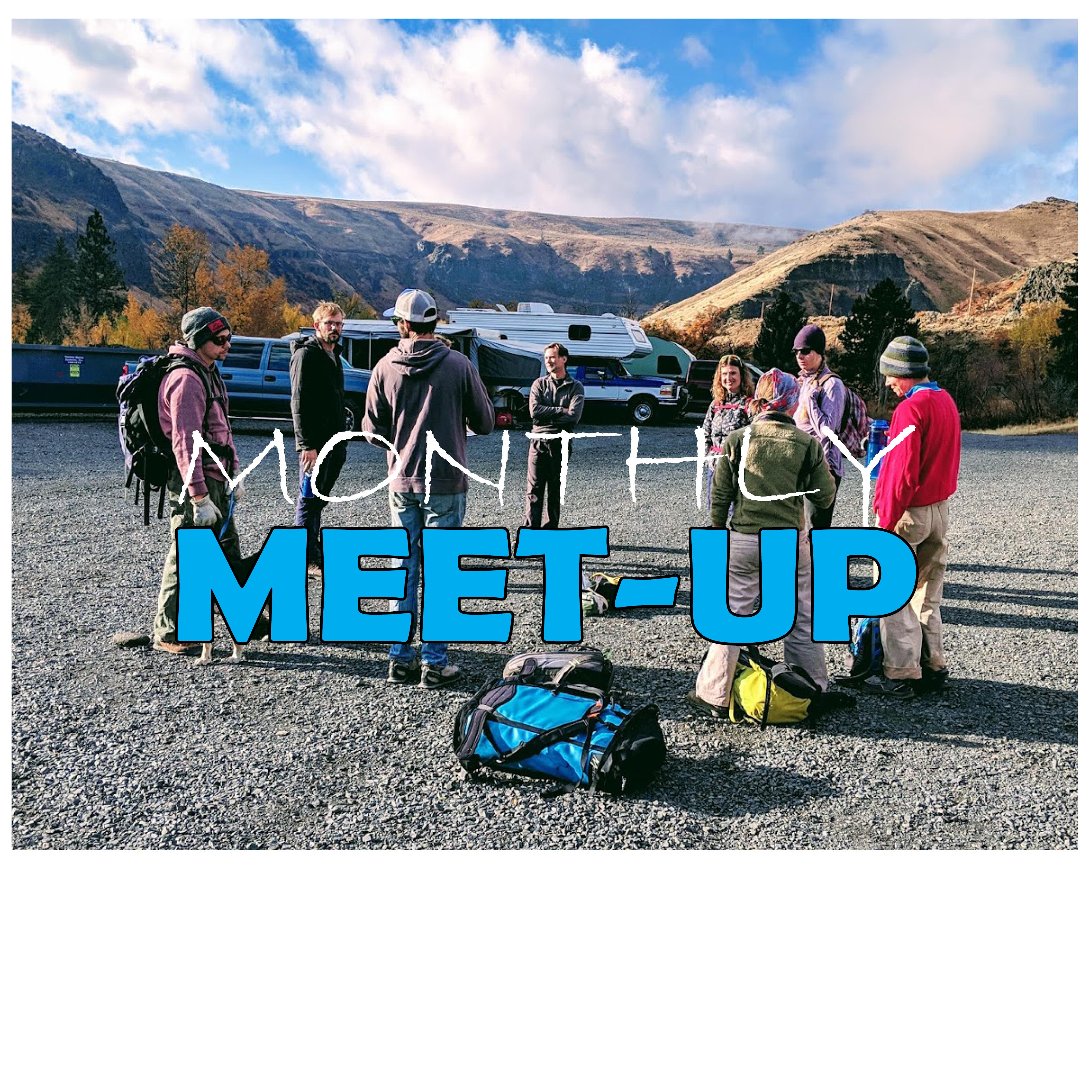 Monthly Meet-up