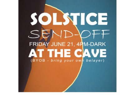 Solstice Send-Off